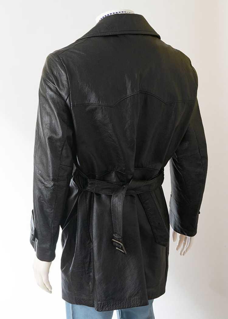 Seventies Leather Jacket - image 2