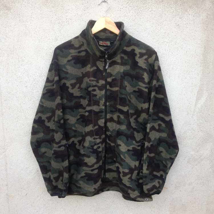 Camo × Military Camouflage Military Fleece Camo S… - image 2