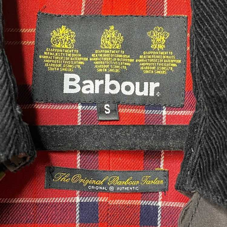 Barbour Barbour Classic Bedale brown Wax Jacket S - image 13