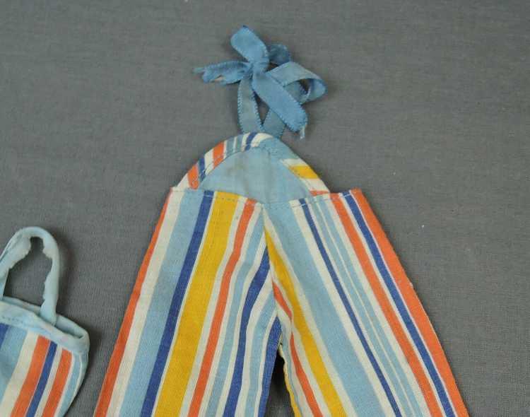 Vintage Doll Beach Pajamas & Purse and Romper, 19… - image 4