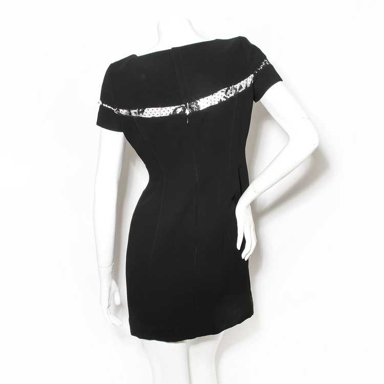 Mugler Little Black Dress - image 2