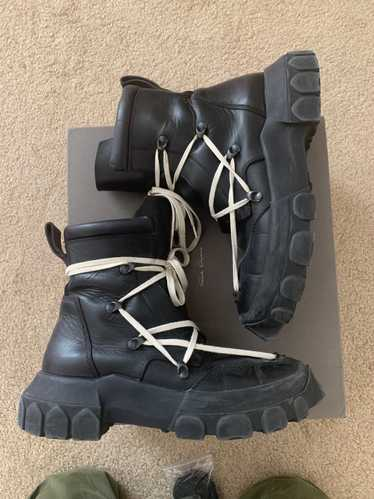 Rick Owens Rick Owens Tractor Boots