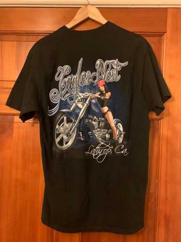 Brand × Rare × T Shirt *RARE* Eagles Nest Lathrop