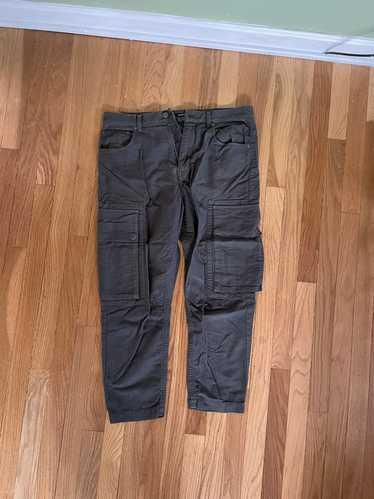 Helmut Lang Helmet Lang Cropped Cargo Pants