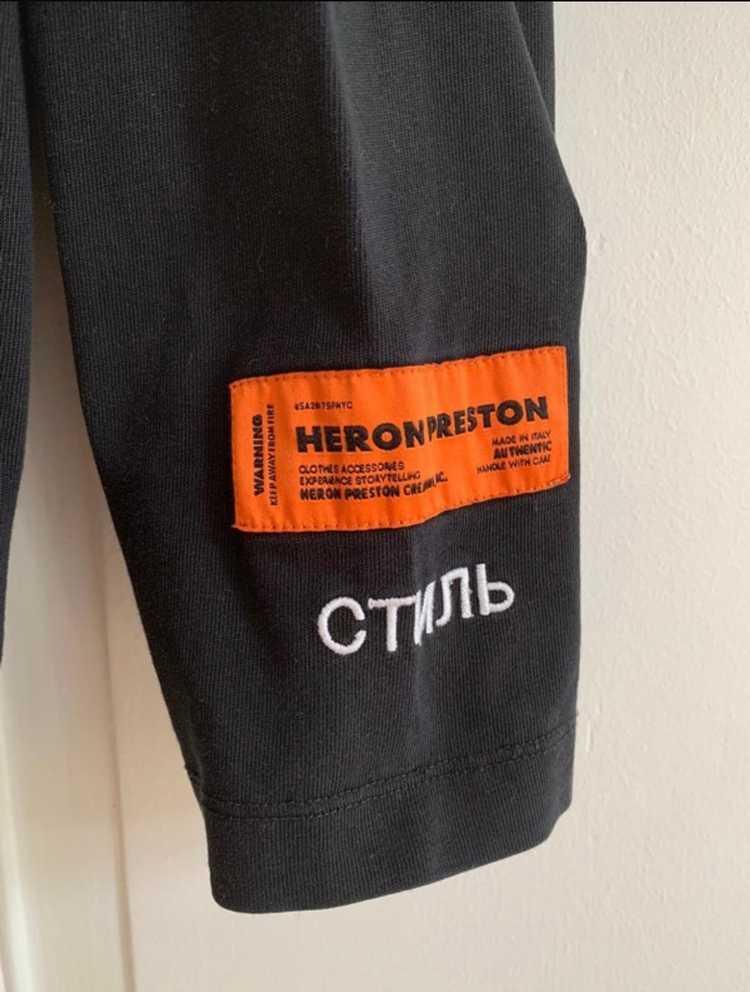 Heron Preston Heron Preston Mock Neck XL - image 2