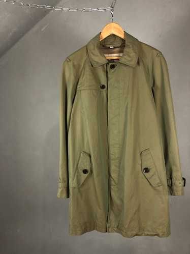 Burberry × Vintage Burberry trench