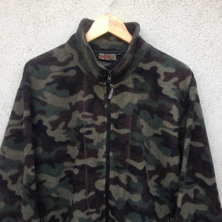 Camo × Military Camouflage Military Fleece Camo S… - image 3