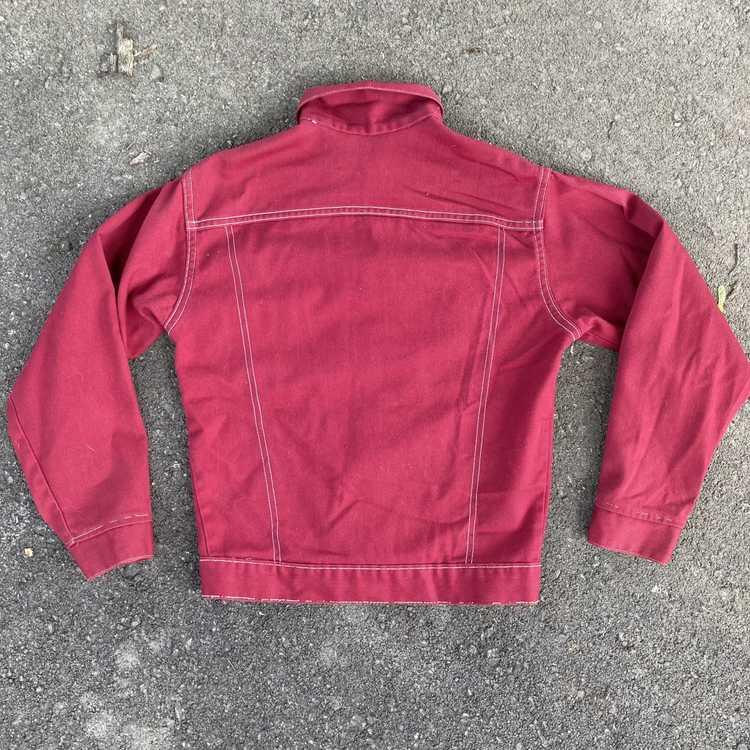 """1960's """"Big E"""" Levis Women's Denim Jacket - image 4"""