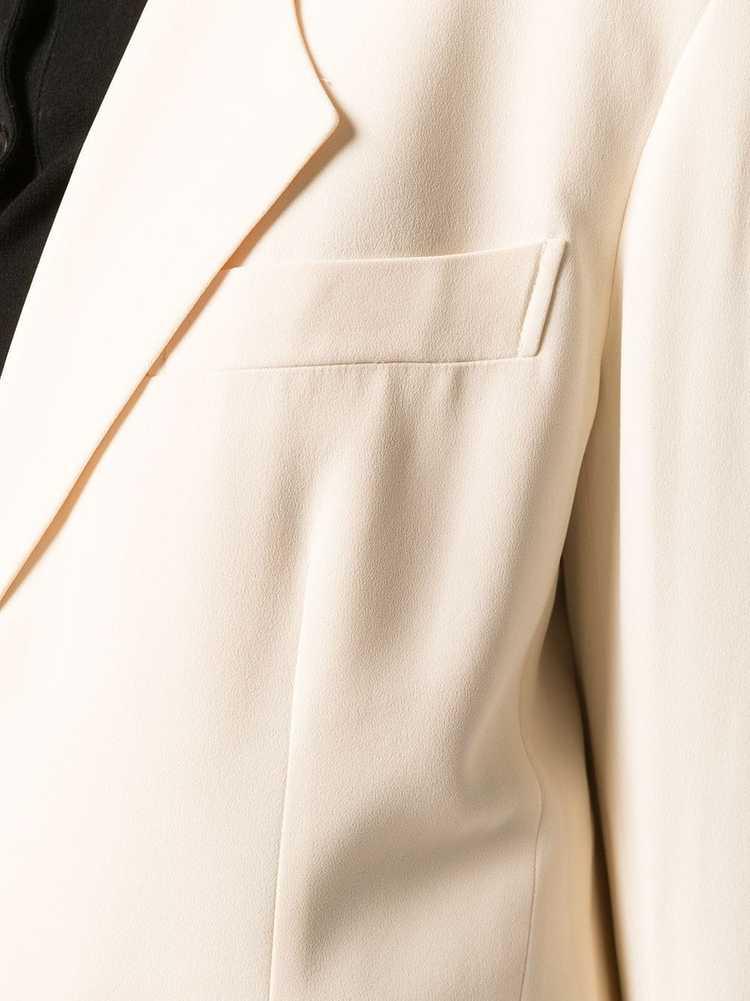 Moschino Pre-Owned 1990's tailored blazer - Neutr… - image 5