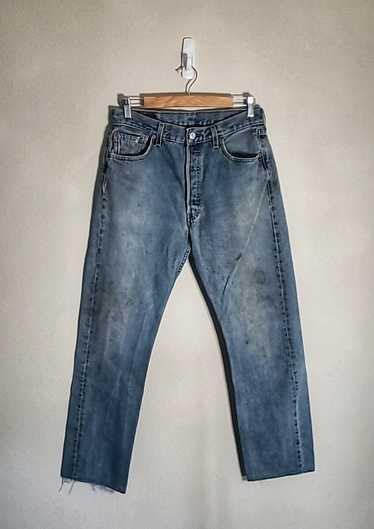 Levi's Vintage Clothing Vintage Levis 501 Made in