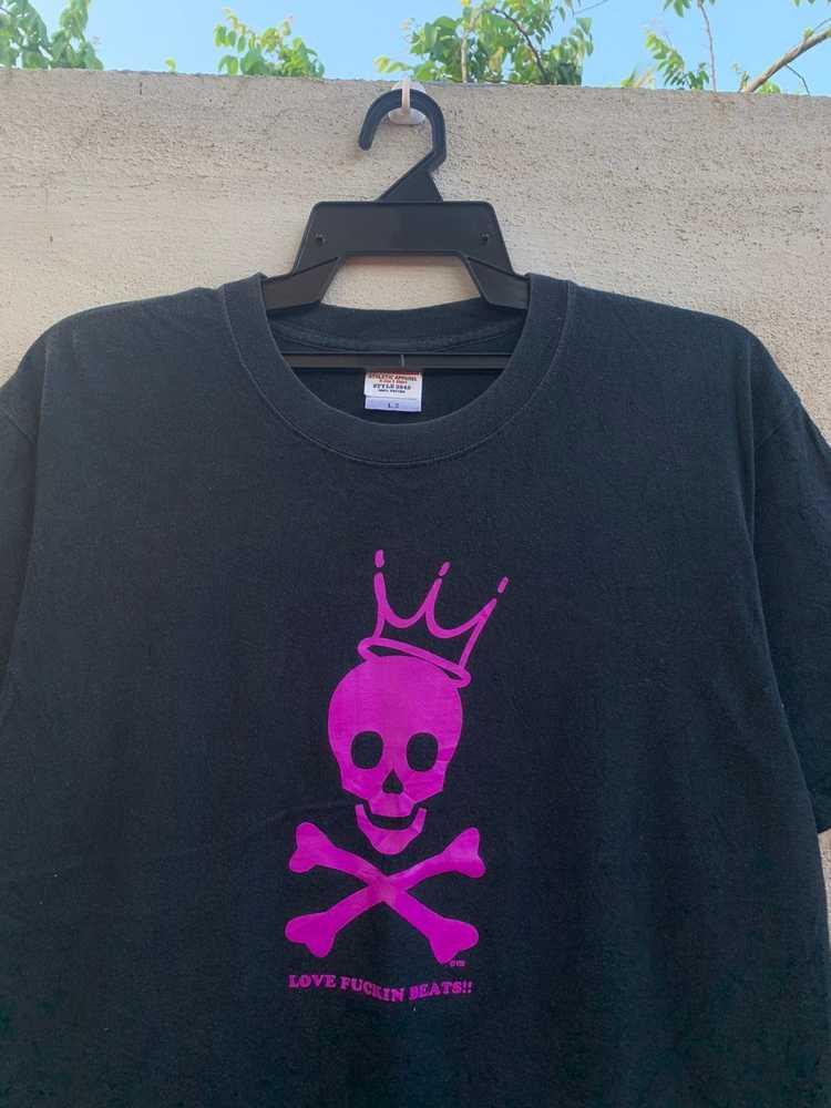 WTAPS Japanese Brand Big Spell Love Punks Shirts