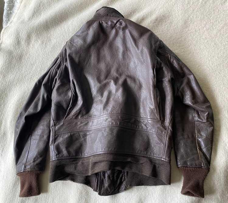 Vintage G-1 flight jacket - image 12