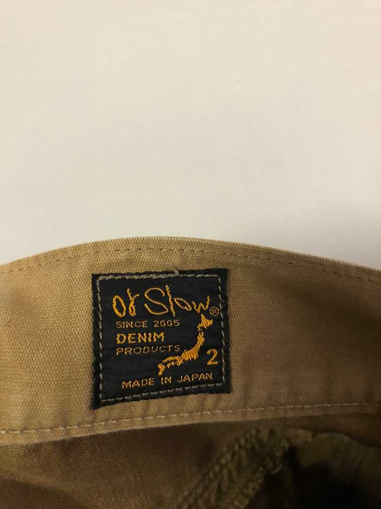 Orslow ORSLOW Military Pants - image 6