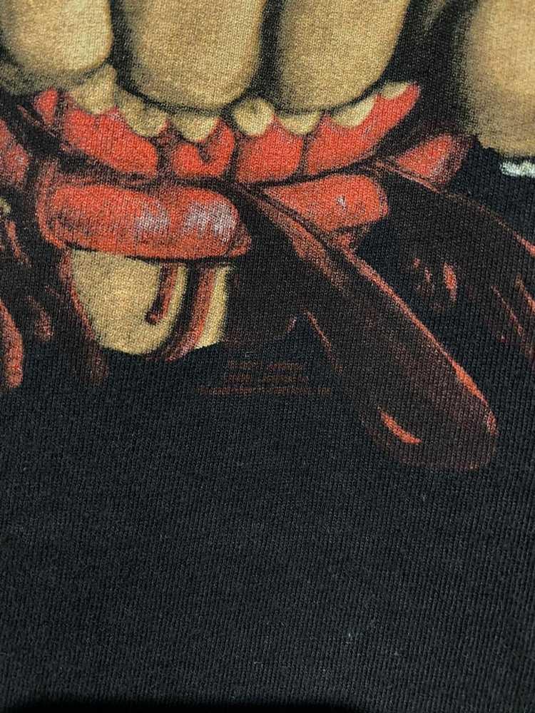Band Tees × Rock Tees × Vintage Vintage Anthrax b… - image 2