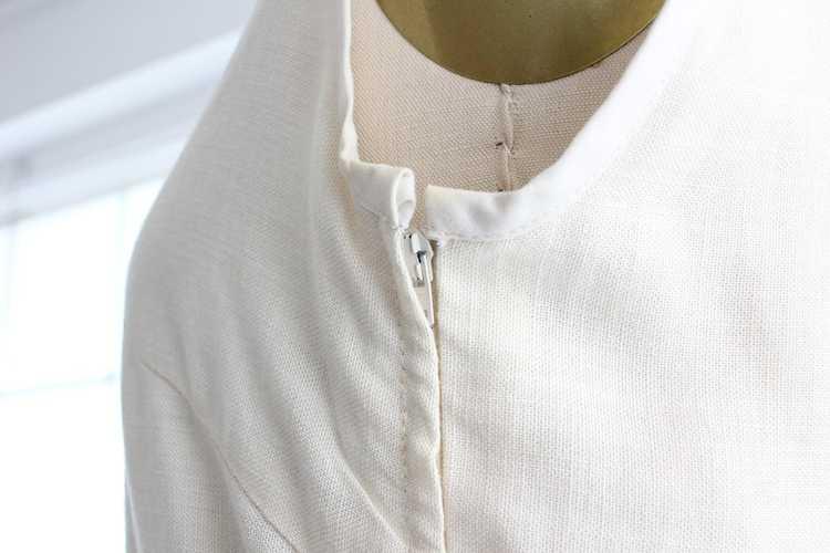 70s Shaheen Shift Dress - image 8