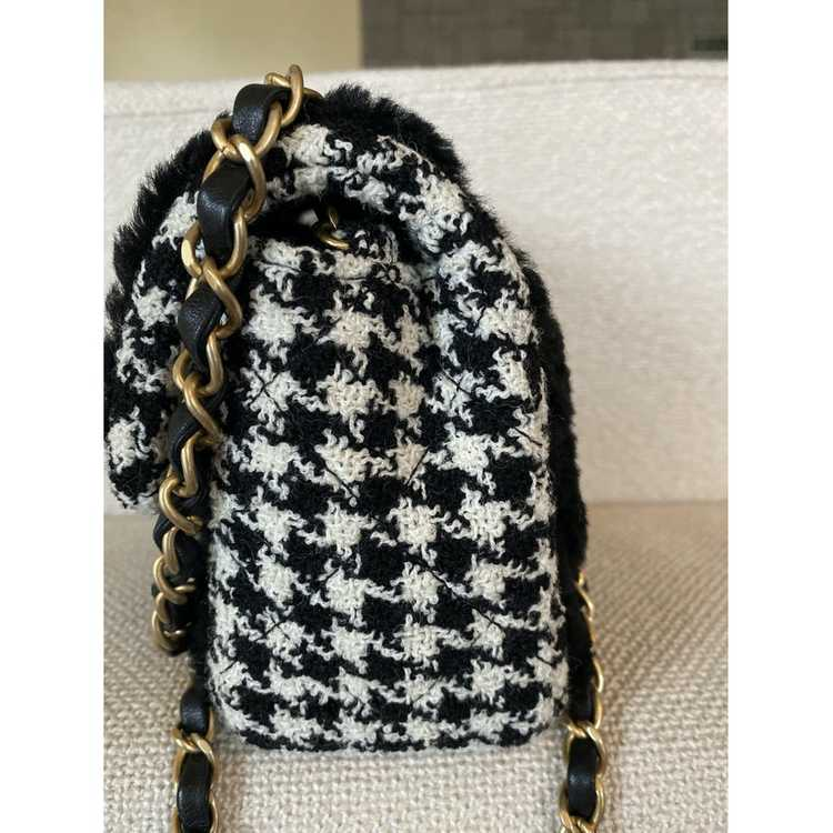Chanel Timeless/Classique tweed mini bag - image 6