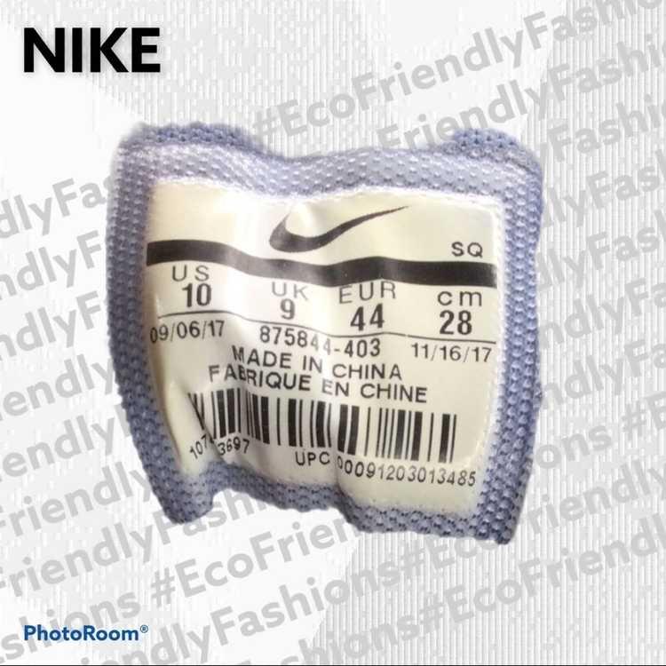 """Nike Nike Men's Blue Air Max 1 """"snow Beach"""" Polo … - image 8"""