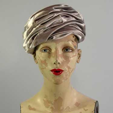 Vintage Christian Dior Hat 1963