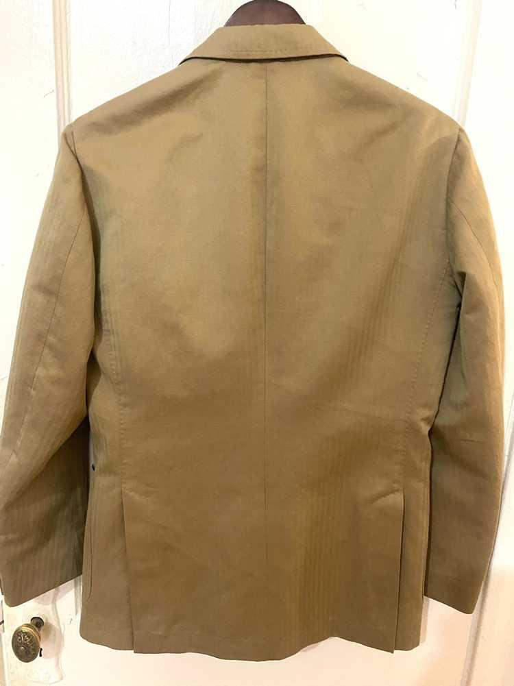 Drakes Drakes Linen Suit - image 7