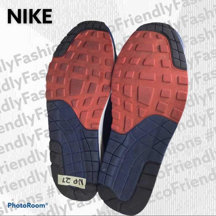 """Nike Nike Men's Blue Air Max 1 """"snow Beach"""" Polo … - image 7"""