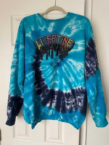 Libertine Embellished Tie-Dye Sweatshirt