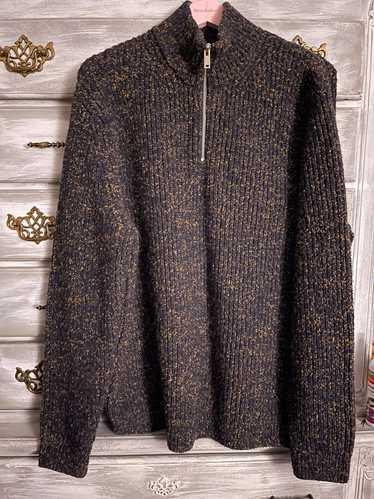 Cos COS Quarter-Zip Sweater