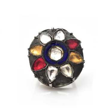 Mirror Blossom Ring