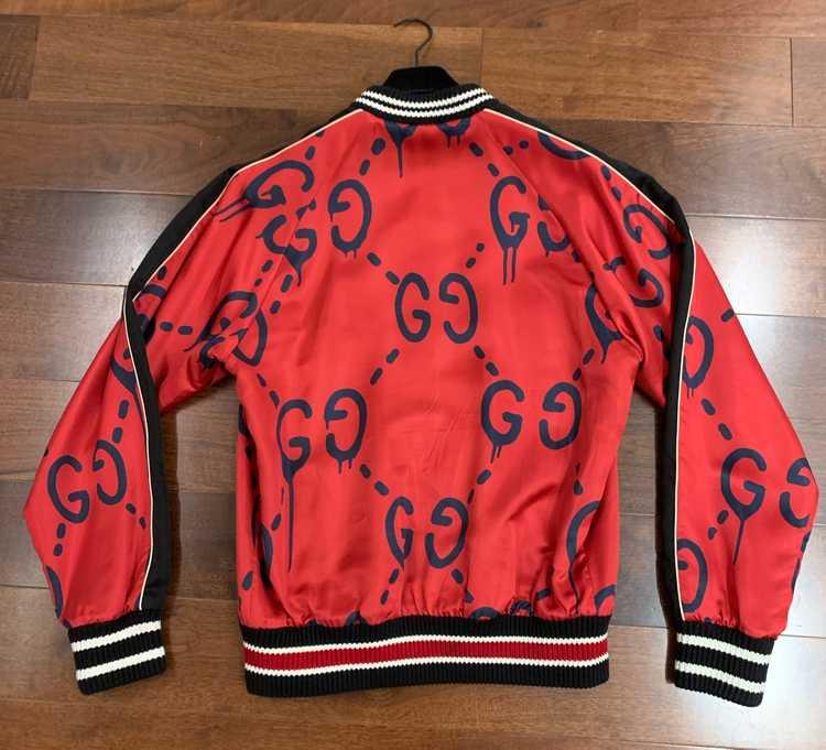Gucci Gucci Silk Bomber - image 3