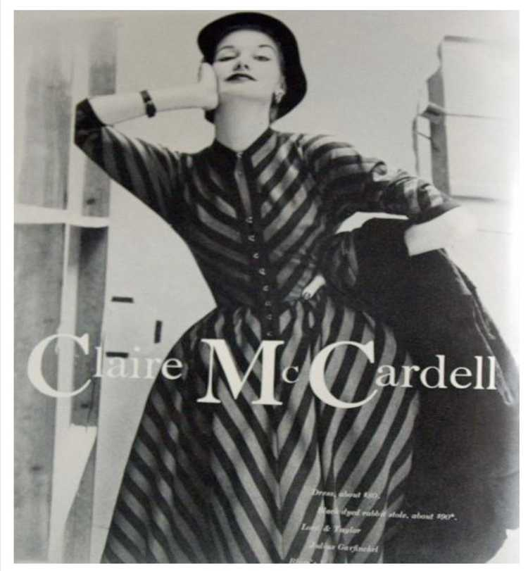 60's Claire McCardell Dress - image 8