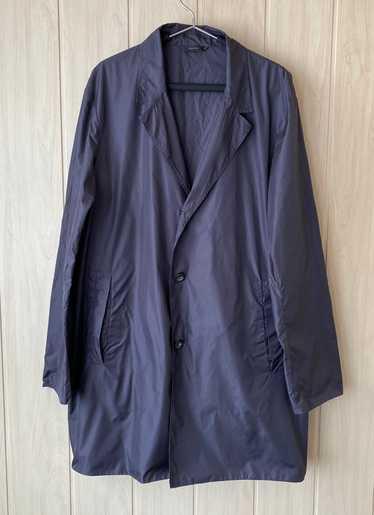 Jil Sander Jil Sander nylon trench coat