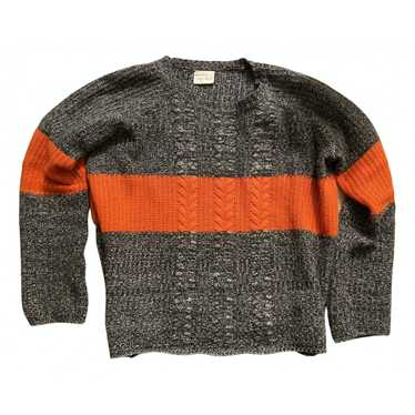 Circus Hotel Anthracite Wool Knitwear for Women 42