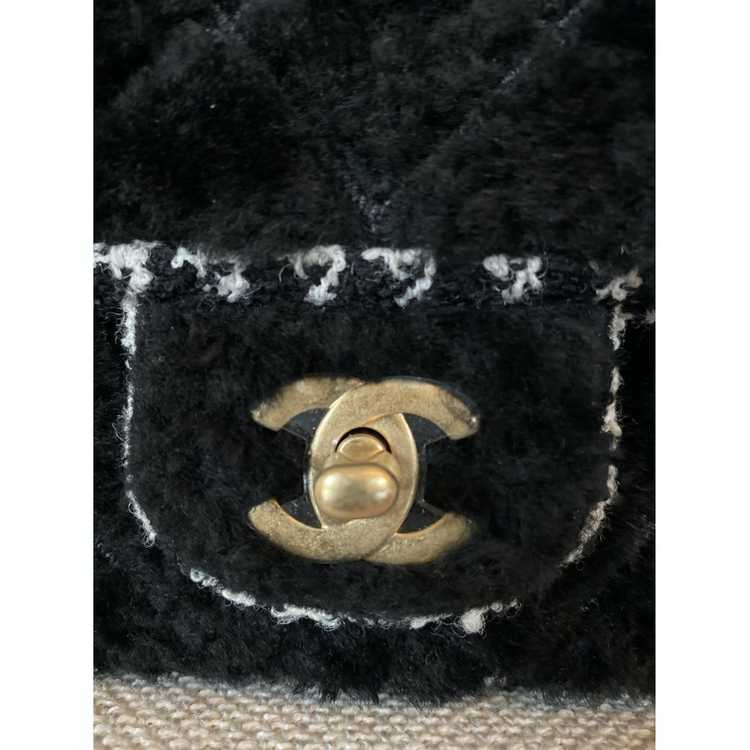 Chanel Timeless/Classique tweed mini bag - image 3
