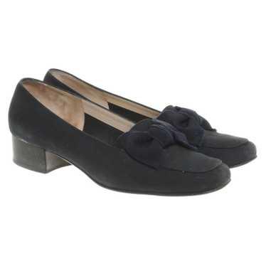 Salvatore Ferragamo Suede kitten heels