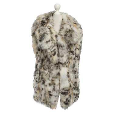 Saint Laurent Vest Fur