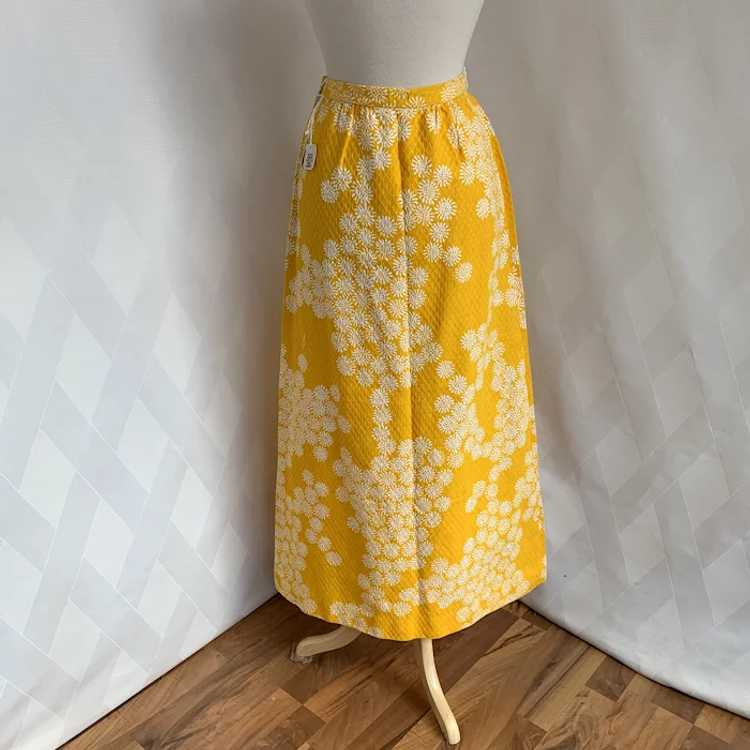 Nelly de Grab New York,Vintage 1970s, NOS Yellow … - image 3