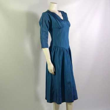 Vintage Peggy Page Dress 1950s