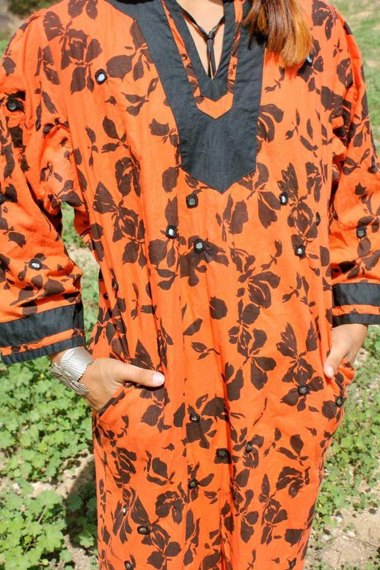 *SALE* Vintage Ramona Rull Maxi Dress - image 3