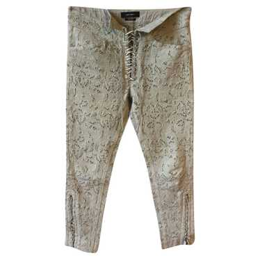 Isabel Marant Isabel Marant trousers
