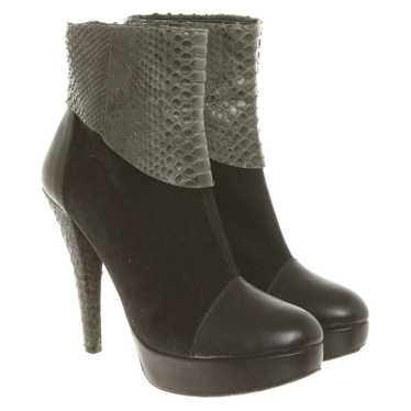 Lottusse Ankle boots Leather