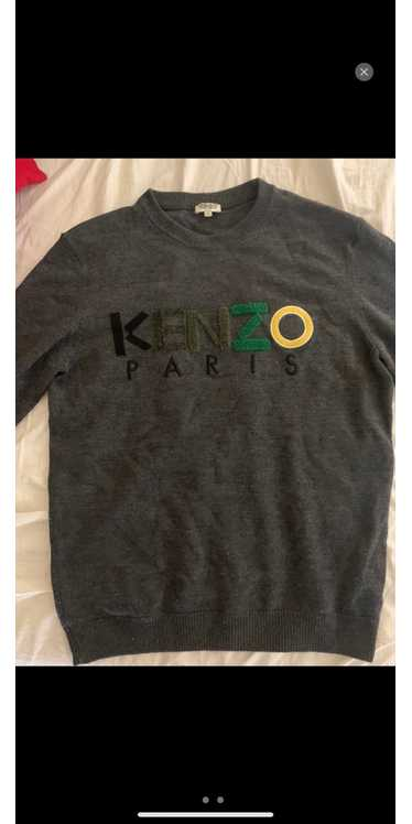 Kenzo Kenzo Tiger Sweater