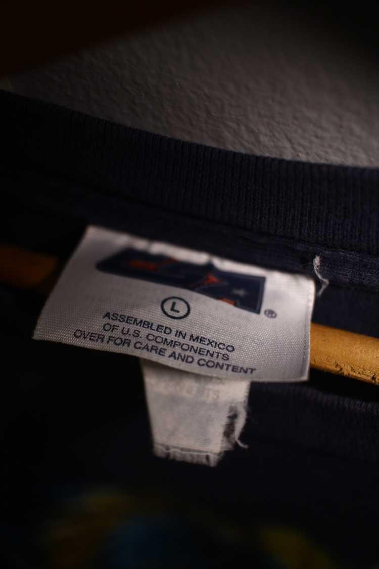 Csa × Vintage Y2K St. Louis Blues Tie Dye T-Shirt - image 6