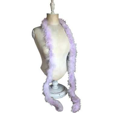 Bella Bordello Vintage Feather Boa Showgirl Burles