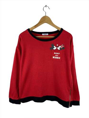 Disney × Mickey Mouse Rare!! Mickey Mouse and Minn