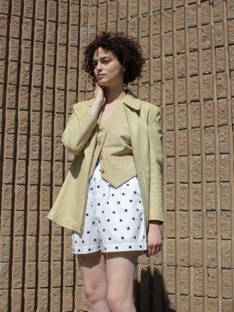 Novelty Print Cotton Shorts - image 2