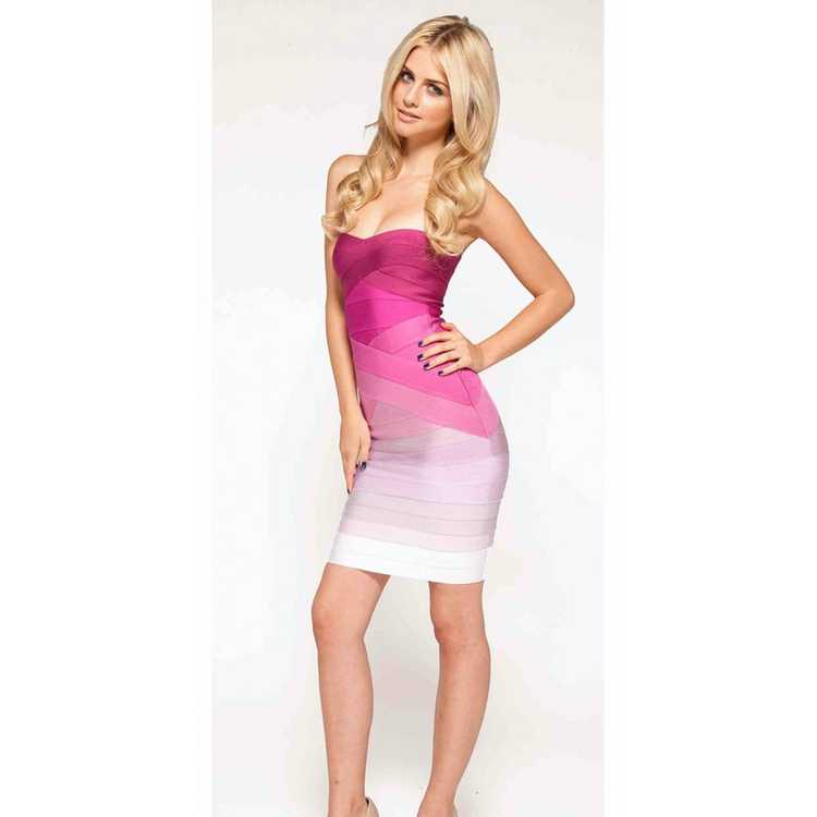 House Of Cb Pink dress for Women M International - image 4