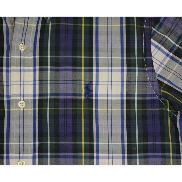 Polo Ralph Lauren Ralph Lauren Tartan Plaid Butto… - image 2