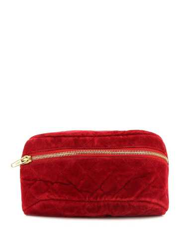 Chanel Pre-Owned 1990s diamond-quilted belt bag -