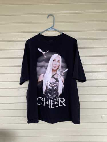 Band Tees × Giant × Vintage Vintage Cher T Shirt
