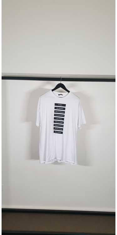 Raf Simons Raf simons T shirt