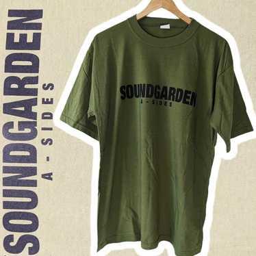 Band Tees × Rock Tees × Vintage 1997 Soundgarden … - image 1